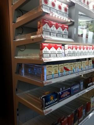 Tobacco magic divider